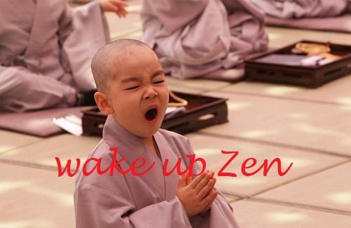 WAKE UP ZEN: MEDITAZIONE ZEN DEL MATTINO