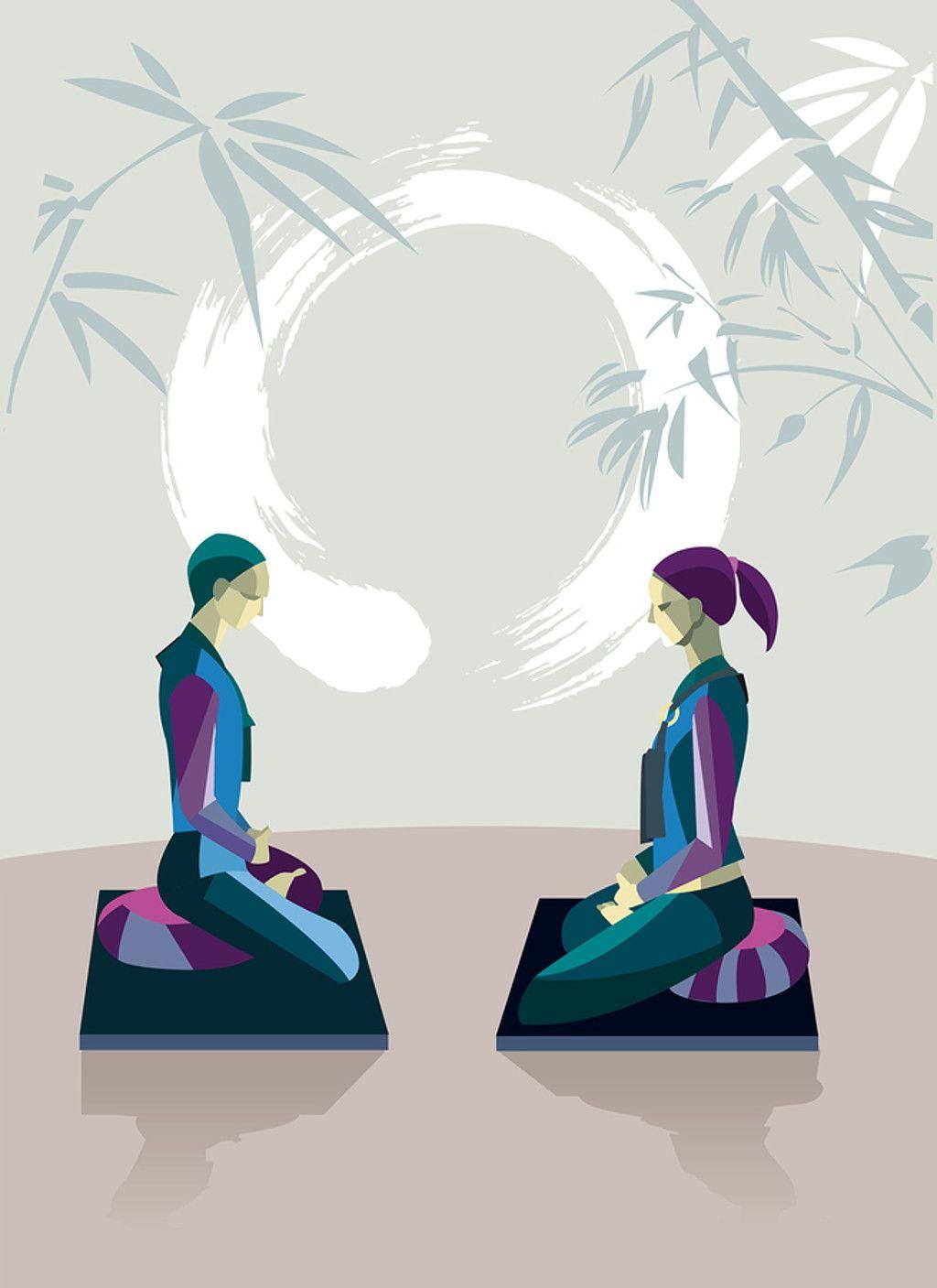 CORSO MINDFULNESS ZEN: Il segreto dell'Amore è la consapevolezza di essere se stessi