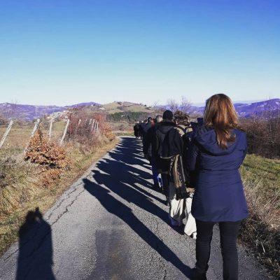22 MARZO ZEN WALKING SUI COLLI EUGANEI