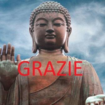 GRAZIE ALL'UNIONE BUDDHISTA ITALIANA